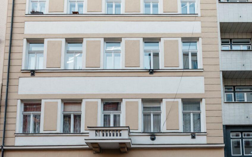 Pronájem atypického bytu  164m2 Praha 2 – Vinohrady