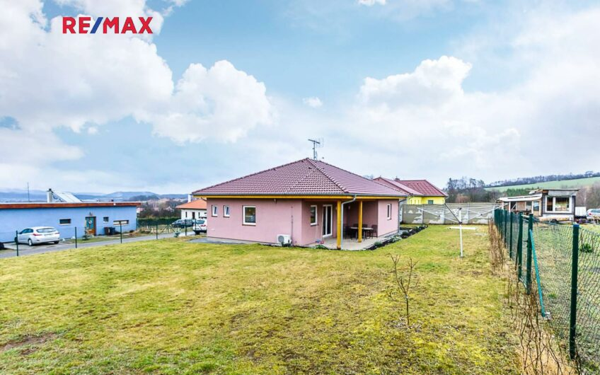 Prodej domu v osobním vlastnictví 116m2, Břežany u Lešan