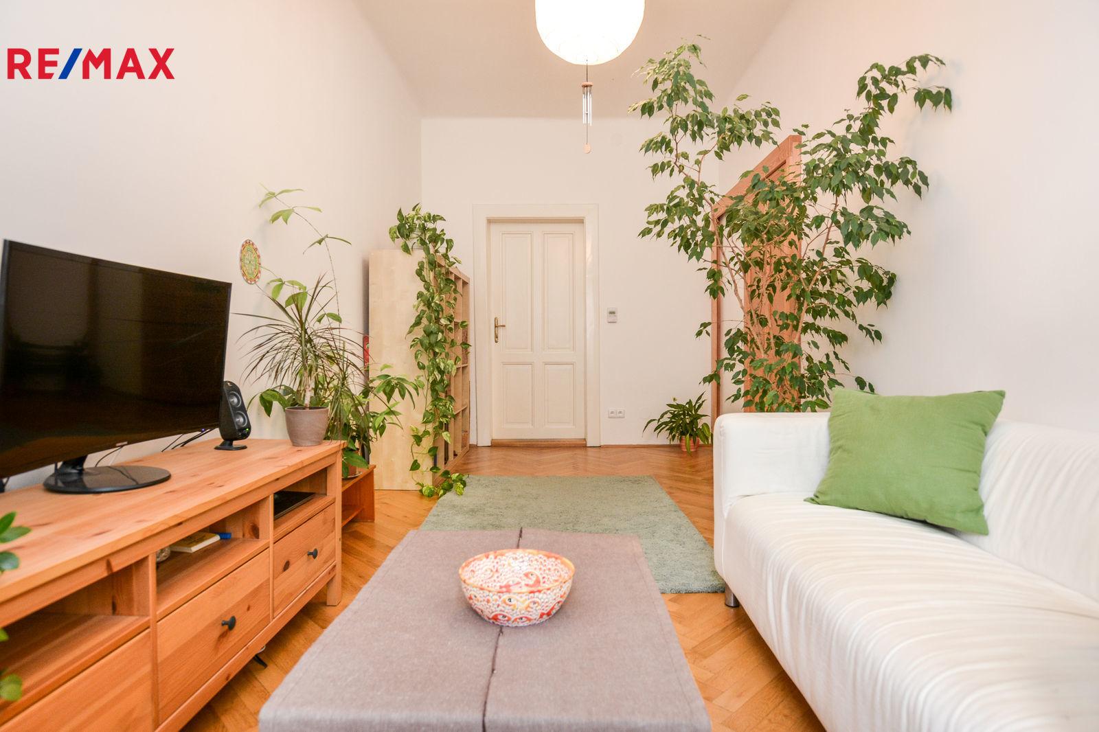 Pronájem bytu 2+1 v osobním vlastnictví 52 m², Praha 2 - Vinohrady