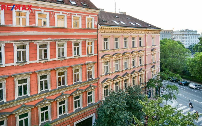 Pronájem bytu 2+1 v osobním vlastnictví 52 m², Praha 2 – Vinohrady